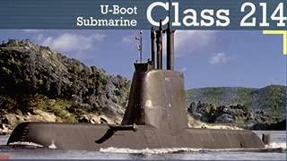 Revell 05056 - Maqueta de Submarino 214 (Escala 1:144)