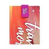 Roll'eat - Boc'n'Roll Young - Bolsa Merienda Porta Bocadillos Ecológica y Reutilizable sin BPA, Travel