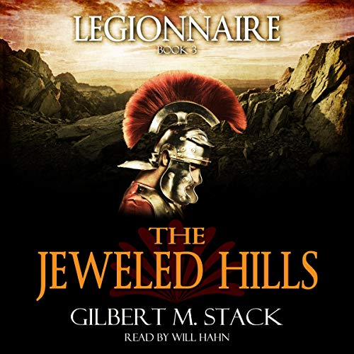The Jeweled Hills audiobook cover art