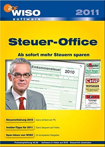WISO Steuer-Office 2011 (für Steuerjahr 2010)