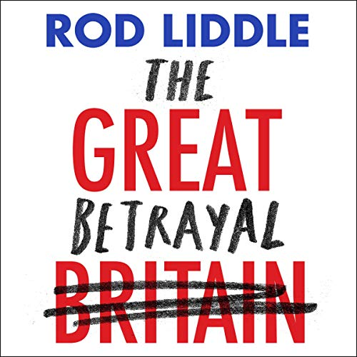 The Great Betrayal cover art