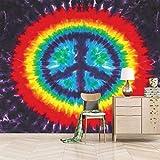 Papel Pintado Mural 200X150cm Graffiti Artístico De Color Papel Pintado De Pared Diseño De Paisaje Mural 3D Decoración Pared Impresión Salon Dormitorios Fotomurales