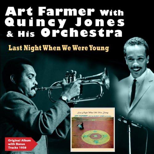 Art Farmer, Quincy Jones Orchestra