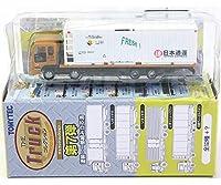 【7】 トミーテック 1/150 ザ・トラックコレクション 第7弾 いすゞ ギガ 日本通運 (31ft冷蔵コンテナ) 単品