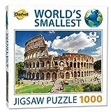 Cheatwell Games- Colosseum Jigsaw Puzzle Coliseo de Rompecabezas de 1000 Piezas más pequeñas del Mundo, Color (13138)