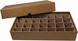 Coin Roll Box for 28 Rolls or Tubes of HALF DOLLARS by Guardhouse [並行輸入品]