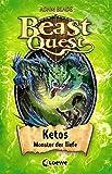 Beast Quest 53 - Ketos, Monster der Tiefe - Adam Blade