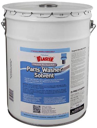 B'laster - 5-PWS - Parts Wash Solvent - 5-Gallon