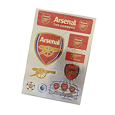 Football Club Soccer Team Logo Stickers Colorful Waterproof Stickers Car/Skateboard/Luggage Sticker Decal?Arsenal?