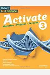 Activate 3 Student Book Paperback