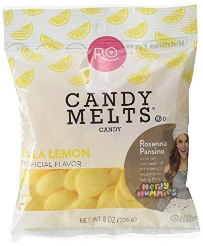 Yellow Candy Melts