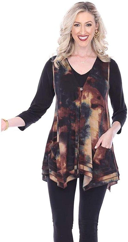 Parsley & Sage Women's Serenity Swing Vest