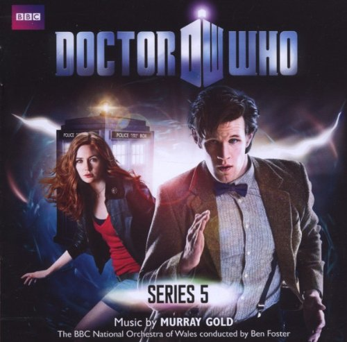 Doctor Who - Original Soundtrack Series 5