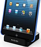 KiDiGi CASE/COVER-MATE BLACK CHARGER CRADLE DOCK FOR iPAD 4th GEN AIR 5th GEN