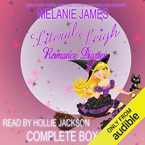 Couverture de Literal Leigh Romance Diaries: The Complete Collection Boxed Set