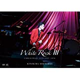 CHRISTMAS CONCERT 2016 「WHITE ROCK III」 [DVD]