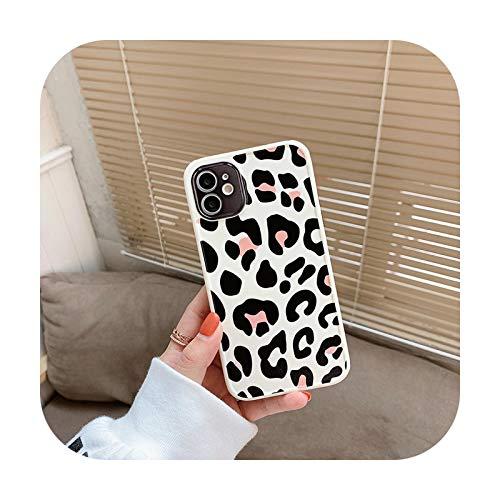 Funda para iPhone 12 Pro con diseño de flores de corazón para iPhone 12 Mini 11 Pro Max 8 7 Plus X XS Max XR mármol suave TPU Bumper Cover T5-For iPhone 12Pro Max