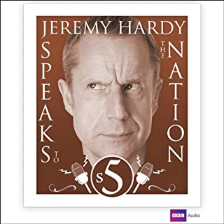 Jeremy Hardy Speaks to the Nation: Series 5 cover art
