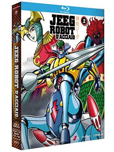 Jeeg Robot D\'Acciaio #02 (Collectors Edition) (3 Blu Ray)