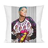 Sharaya J Portrait Pillow