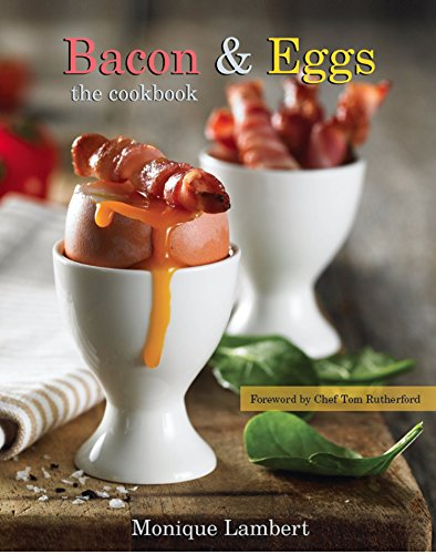 Bacon & Eggs: The Cookbook (English Edition)