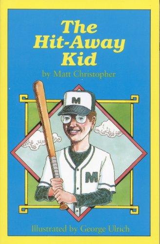 The Hit-Away Kid (Peach Street Mudders) (English Edition)