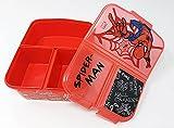 Zoom IMG-2 spiderman contenitore per il pranzo