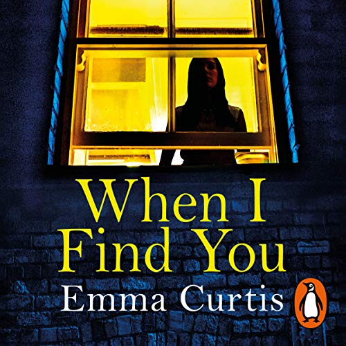 When I Find You audiobook cover art