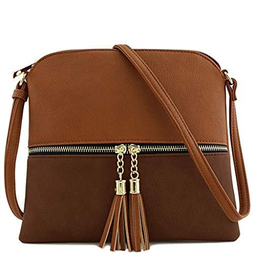 OSYARD Damen Cross Body Bag d einheitsgröße