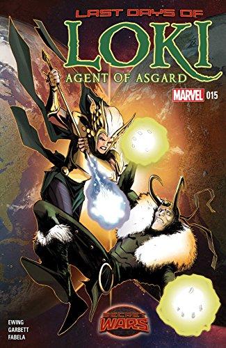 Loki: Agent of Asgard #15 (English Edition)