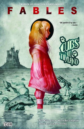 Fables Vol. 18: Cubs In Toyland (Fables (Graphic Novels)) (English Edition)