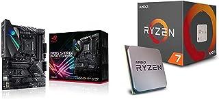 Pack Placa Base ASUS y Procesador AMD:ROG Strix B450-E Gaming y AMD Ryzen 7 2700X