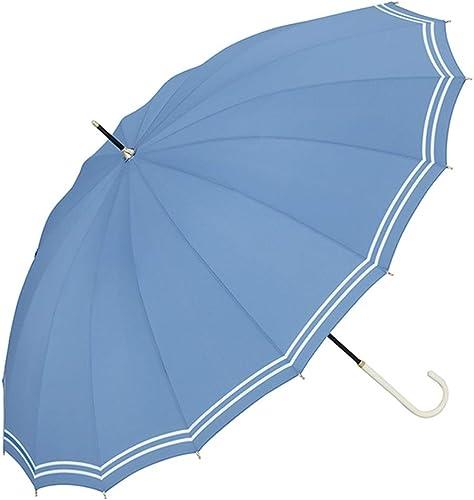 Parapluie Frais élégant élégant 16 os Long Manche ZJING (Couleur   D)