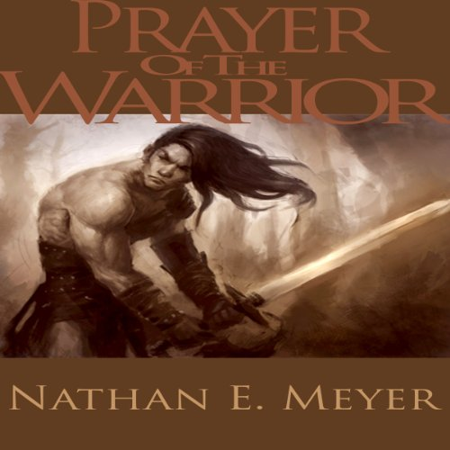 Prayer Of The Warrior audiobook cover art