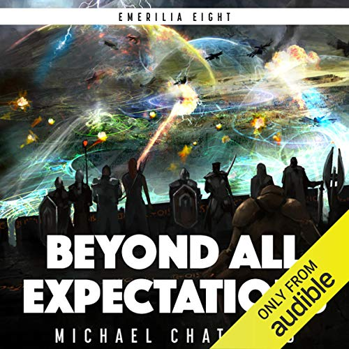 Page de couverture de Beyond All Expectations