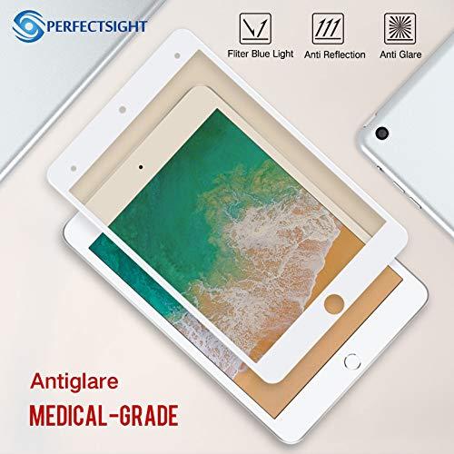 Best Bargain PERFECTSIGHT Medical-Grade Screen Protector for iPad Mini 1/2/ 3 [Anti 8 Radiations, An...