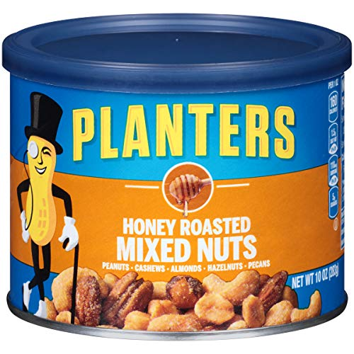 planters roasted honey peanuts - 1