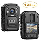 Best Body Cameras - 1296P HD Police Body Camera,128G Memory,CammPro Premium Portable Review