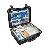 AMRT Estuche Protector Protección de Seguridad Caja de Aventura al Aire Libre búsqueda y Salvamento Caja de Primeros Auxilios Medicina para cámaras de Calidad Profesional