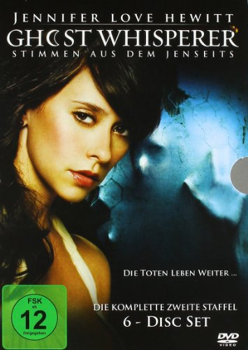 Ghost Whisperer - Die komplette zweite Season (6 DVDs)