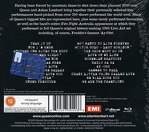 Live Around The World [CD/BLU-RAY Set]