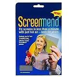 ScreenMend 8.57E+11 Window Screen Repair Kit, 5' x 7', Charcoal