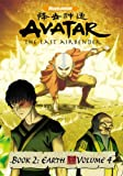 Avatar The Last Airbender - Book 2 - Earth - Volume 4