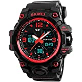 Men's Analog Digital Waterproo...