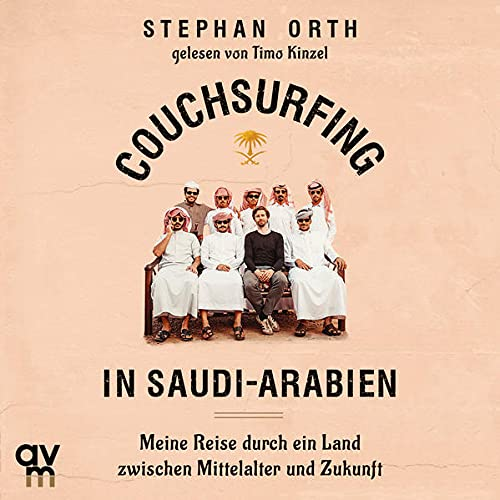 Couchsurfing in Saudi-Arabien Titelbild