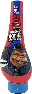 Moco de Gorila Rockero Hair Gel | Explosive Hair Styling Gel for Extreme Long-lasting Hold, Gorilla Snot Gel is the Ultima...