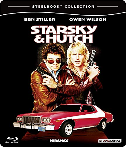 Starsky & Hutch - Steelbook Collection [Blu-ray]