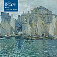 Adult Jigsaw Puzzle National Gallery: Monet The Museum at Le Havre: 1000-piece Jigsaw Puzzles