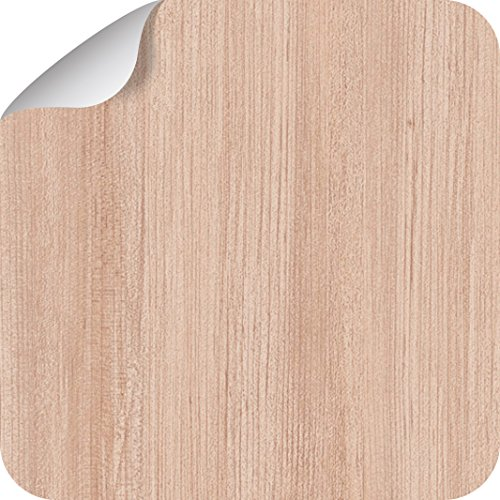 Tecosmart Selbstklebende Möbelfolie - Hamilton Maple Bora - 620mmx2300mm (EUR 19,64/m²)