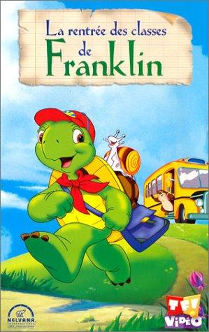 Franklin : La Rentrée des classes de Franklin [VHS] [FR Import]